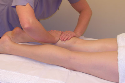 Back and Leg Massage Treatment