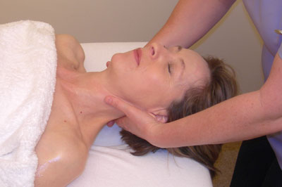 Upper Body Massage Treatment